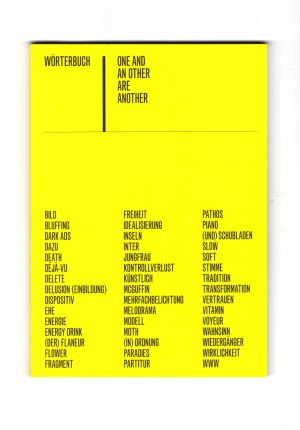 Nina_Aeberhard_Publikation_zu_one_and_an_other_are_another-wörterbuch_front